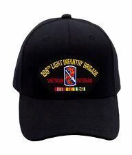 198th Light INF Brigade Vietnam Hat BRAND NEW (1585) Ballcap Cap FREE SHIP 27473