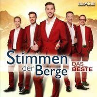STIMMEN DER BERGE - DAS BESTE   CD NEU