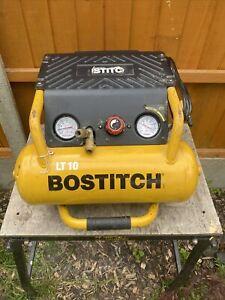 Bostitch Roll Cage Air Compressor 10 Litre 110v