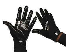 Authentic EliteTek RG-14 Football Grip Gloves Youth and Adult