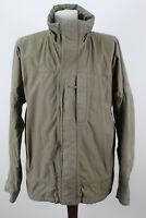 TIMBERLAND Waterproof Beige Windbreaker Jacket size M