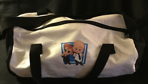 Dreamworks Boss Baby Family Business Promotional Duffel Bag New