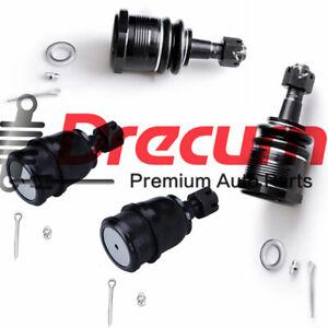 4PC Front Upper & Lower Ball Joints Kit For Dodge Dakota Ram B1500