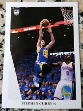 STEPHEN CURRY 2009 Rookie Card RC 1990 Style Warriors 3x Champs 2x MVP