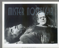 Vintage Photo 1939 Boris Karloff Son Of Frankenstein Bela Lugosi #138 r'71