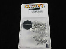 Chaos Space Marines Iron Warriors Warsmith Metal Blister Pack