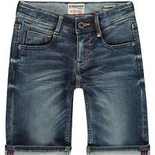 Vingino Jungen Bermuda Jeans Charlie blue vintage  Gr. 116 - 152 NEU Sommer 2020