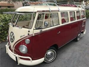 1969 Volkswagen Bus/Vanagon 15 windows