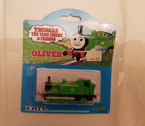 Thomas The Tank Engine & Friends ERTL OLIVER TRAIN DIECAST NEW & SEALED 1993