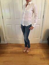 Classic Collar Ralph Lauren Semi Fitted Women's Tops & Shirts