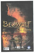 BEOWULF ComiCon Exclusive Promo edition Neil Gaiman Roger Avary Screenplay MINT