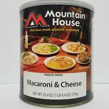 Mountain House Freeze Dried Food Macaroni & Cheese #10 Can