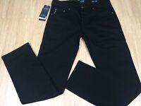 Armani Jeans AJ J45 Regular Fit BLACK Winters 2017/18 W32, W34, W36, W38