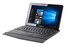 Thomson Hero9.2bk32 ordinateur portable Hybride 9'' Noi