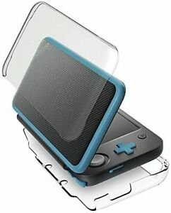 [2DS LL compatible] PC hard cover for New Nintendo 2DS LL From Japan