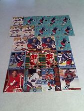 *****Jason Doig*****  Lot of 22 cards.....9 DIFFERENT / Hockey