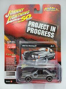 2019 Johnny Lightning STREET FREAKS Project In Progress 1982 Ford Mustang GT