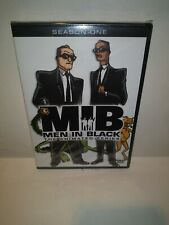 Men In Black Animated Series Season One Dvd 2-Disc Set Sealed New 2012 Sony Usa