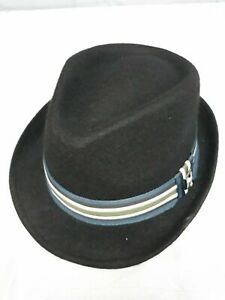 CHOICE OF STYLE SIZE O/S FALL FEDORAS PETER GRIMM TRUE CHARACTER 100% WOOL