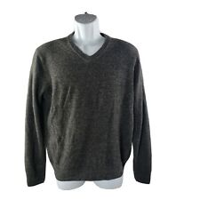 Dockers V-Neck Sweater M Gray