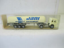 """Wiking 1/87 826 MAN Flüssiggas-Sattelzug """"JANI""""  WS3773"""