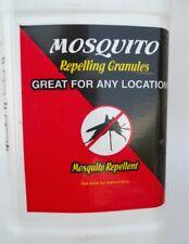 5 lbs MOSQUITO REPELLANT GRANULES All Natural Treats 4000 Sf. Lawn Pool Camping