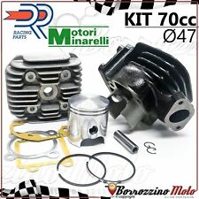 GRUPPO TERMICO CILINDRO DR MODIFICA MOTORE 70cc MBK BOOSTER NG NAKED ROCKET 50