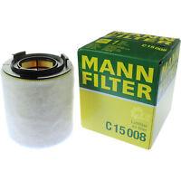 Original MANN-FILTER Luftfilter C 15 008 Air Filter