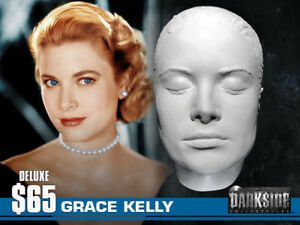GRACE KELLY REAR WINDOW DIAL M LIFE-SIZE LIFEMASK Life Cast in Lightweight Resin