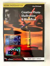 Software Cinema CD-Rom: Adobe Photoshop CS3 Creative Photo Illustration/Workflow