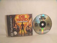 Die Hard Trilogy 2: Viva Las Vegas (Sony PlayStation 1, 2000)  complete