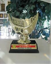 Softball Holder Trophy Personalized Award Perfect For Indv, Team Mom Or Coach