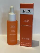 REN Perfect Canvas Clean Primer 30ml New & Boxed