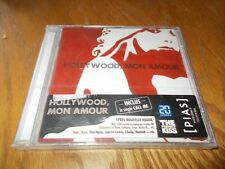 HOLLYWOOD, MON AMOUR CD  BRAND NEW SEALED