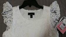 Amy's Closet Girl's Flutter-Sleeve Party Dress - Lace, size16. Free shipping!