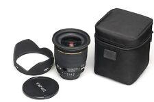Sigma EX DG RF 20mm F1.8 f. Nikon