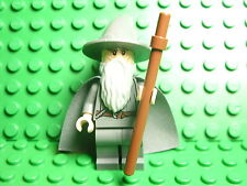 Lego NEW  Gandalf the Gray minifig from The Hobbit series 79003  with staff!