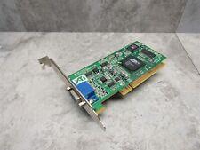 ATI Rage XL 8MB PCI VGA Desktop PC Video Graphics Card - FREE SHIPPING