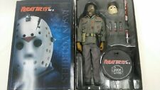 "Friday The 13th Jason Voorhees 12"" 1/6 Scale Action Figure Sideshow MIB"