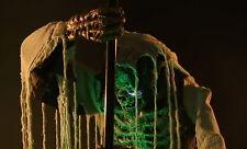 Cauldron Creeper Animated Halloween Zombie Prop