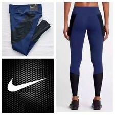 NEW $115 Nike Power Legendary Mid-Rise Tight 8337170 Luxurious 4-way Stretch, M