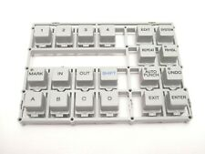 SONY MDM-X4 MKII MIXER MINIDISC PARTS - push button assembly