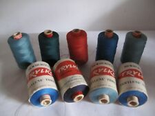 Vintage Cotton reels  Trylko Dewhurst  vintage collectable sewing cottons
