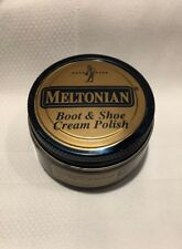 Exotic MELTONIAN # 2 BLACK Color Boot & Shoe CREAM Leather Conditioner.