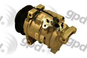 A/C Compressor-New Global 6512496