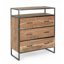 Chest of Drawers 3C Elmer, in Acacia