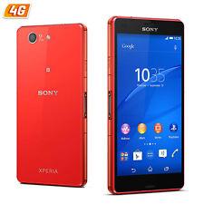Móviles y smartphones Sony Xperia Z3 Compact 2 GB con 16 GB de almacenaje