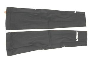 Verge Lycra Arm Warmers Medium Black