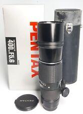 PENTAX SMC M  400 / 5,6