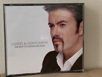 George Michael  Ladies & Gentlemen The Best of George Michael 2xCD's 1998 (CD32)